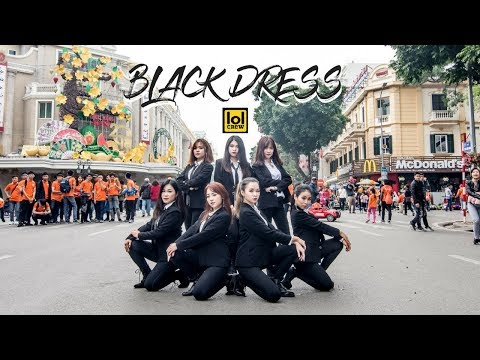 [KPOP IN PUBLIC CHALLENGE] BLACK DRESS - CLC | Dance cover by LOL CREW_1theK Dance Cover Contest