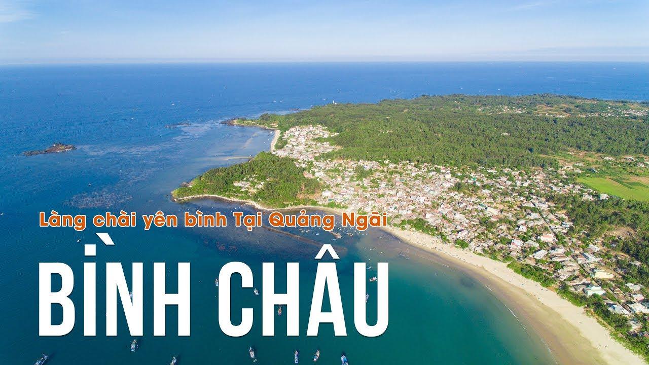 Đến Bãi Biển Bình Châu Quảng Ngãi Trốn Cả Thế Giới