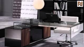 Alaska Office Desk Wcalaska-off From Vig Furniture
