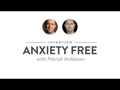 Optimize Interview: Anxiety Free with Patrick McKeown