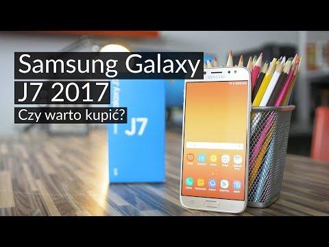 Samsung Galaxy J7 (2017): Czy warto kupić? Test długodystansowca ze średniej półki