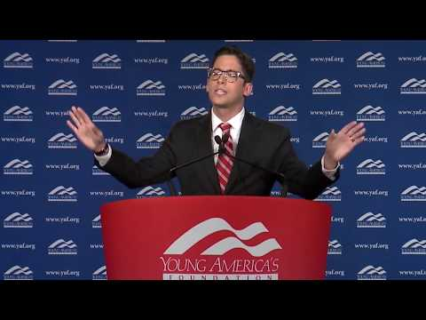 Michael Knowles LIVE at YAF's 40th annual National Conservative Student Conference