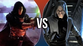 VS | Revan vs Galen Marek