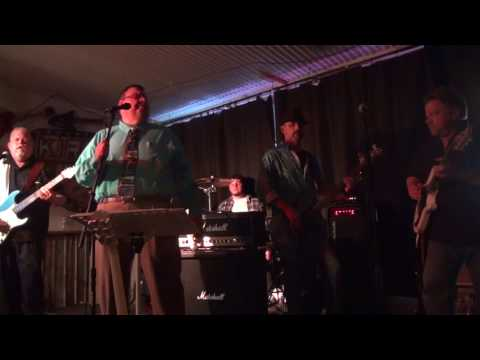 Blind Midget Blues Band Brother's BBQ in Danville Ky August 5 (2017)