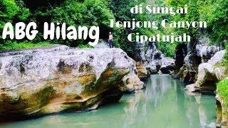 ABG Hilang di Sungai Tonjong Canyon, Cipatujah, Tasikmalaya