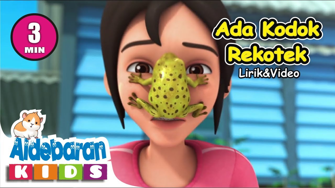 Download Ada Kodok Rekotek Ost Upin Ipin [Fan Made]