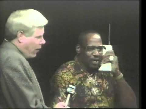 Reggie B  Fine Messing With Jerry Lawler