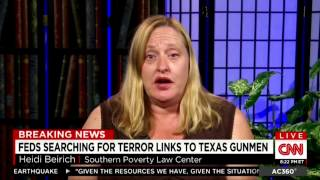 CNN Anderson Cooper 360  Garland Shooting response from Ahmadiyya Muslim Community rep Harris Zafar