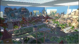Let's Play Planet Coaster - Indoor Theme Park - Episode 4