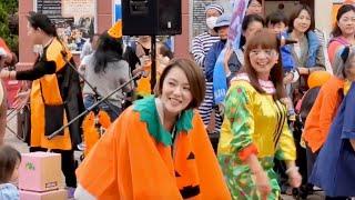 ウニクス上里(上里町七本木)で10月26日に行われたイベントに、元SPEED...