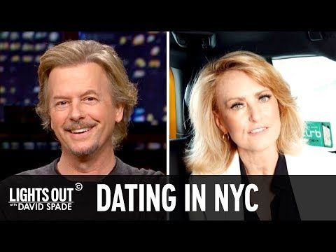 How To Get A Date In New York City - Lights Out With David Spade