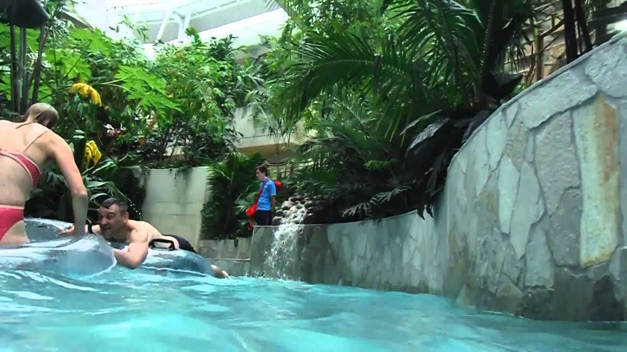 Center Parcs Woburn Forest Lazy River Youtube