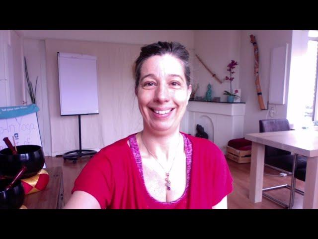 Claudia Heijdel: 11 uurtje wake-up call, neem het dag voor dag zodat je voluit kunt leven.