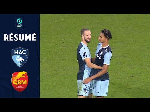 Le Havre Quevilly Rouen Goals And Highlights