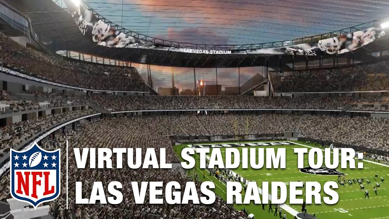 Proposed Las Vegas Raiders Stadium Virtual Tour | NFL