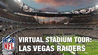 Proposed Las Vegas Raiders Stadium Virtual Tour | NFL
