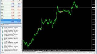 Forex Robotron v1.5 Gold In action Day 22 August year 2018