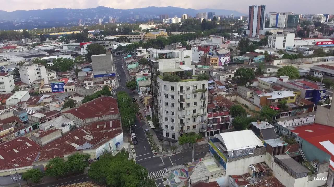 zona 4 guatemala ciudad youtube