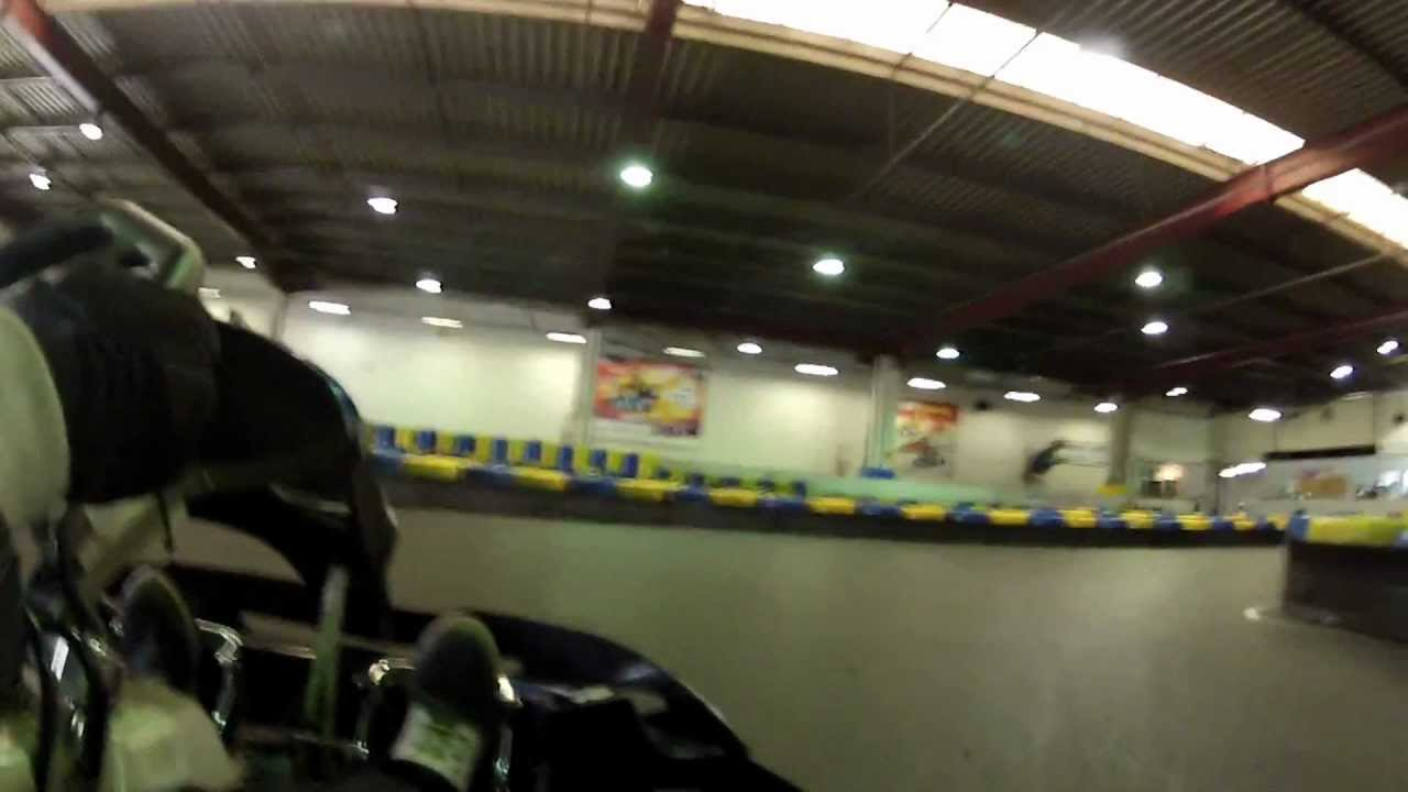 karting 15 07 2012 paris kart indoor youtube. Black Bedroom Furniture Sets. Home Design Ideas