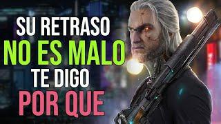 ¡CYBERPUNK 2077 HA SIDO RETRASADO! Pero NO ES NEGATIVO!  Analisis y opinion en español