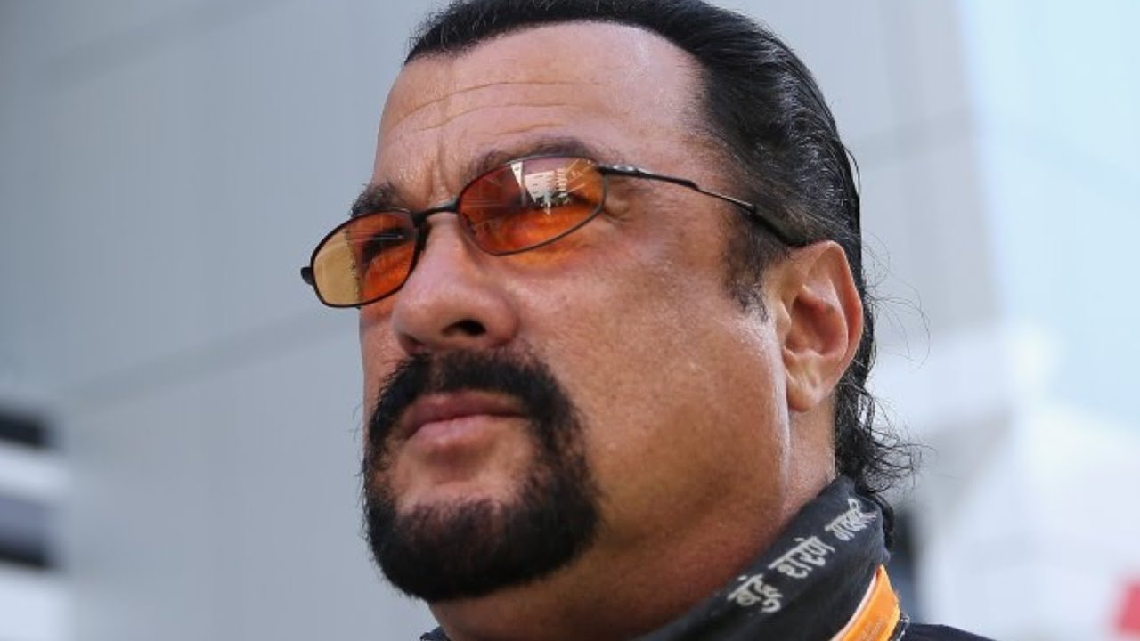 Celebs Who Can't Stand Steven Seagal