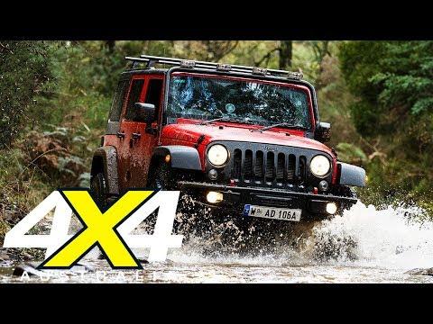 Mopar Jeep JK Wrangler Rubicon review | 4X4 Australia