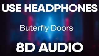 Lil Pump - Butterfly Doors (8D AUDIO)