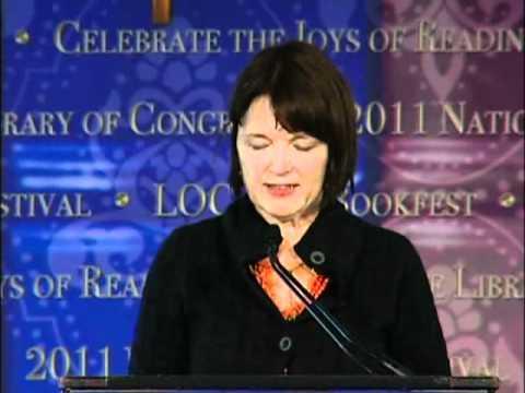 Sylvia Nasar: 2011 National Book Festival
