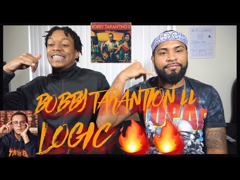 RATT PACK !!! WYA!!??!? Logic - BOBBY TARANTINO II ***FULL ALBUM REACTION/REVIEW!*** | FVO Reaction