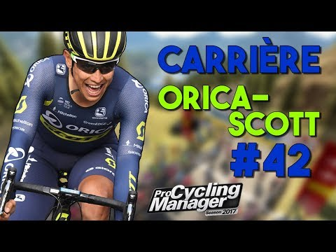 PRO CYCLING MANAGER 2017 - CARRIÈRE ORICA-SCOTT #42 : Vive le Canada !