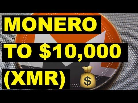 3 Reasons Monero Will Hit $10,000 (XMR)