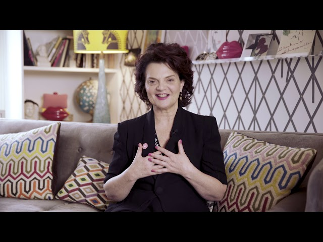 ghd x Lulu Guinness | Interview with Lulu Guinness | #KissThisCancer