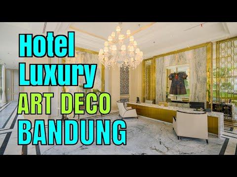 Art Deco Luxury Hotel & Residence Bandung,HOTELVLOG#154