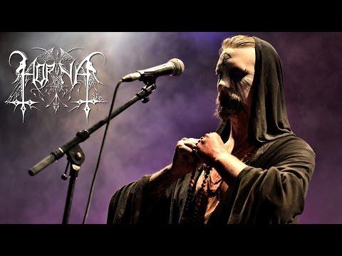 Horna - Baphometin Siunaus (Live Black Arts Ceremony III - 4/10/2014)