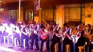 LAS 100 GUITARRAS MERCEDINAS  MARCHA DE SAN LORENZO