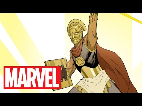 Power of the Sun | Marvel Make Me a Hero