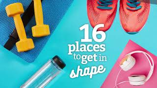 Get in Shape and Get it Done in the Glebe 2018
