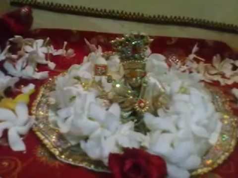 JANMASHTMI CELEBRATION AT MY HOME IN BABAI