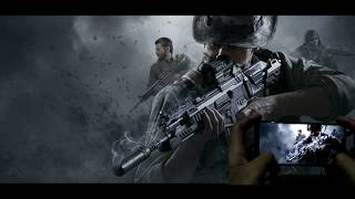 Gaming test call of duty on Asus Zenfone max M2