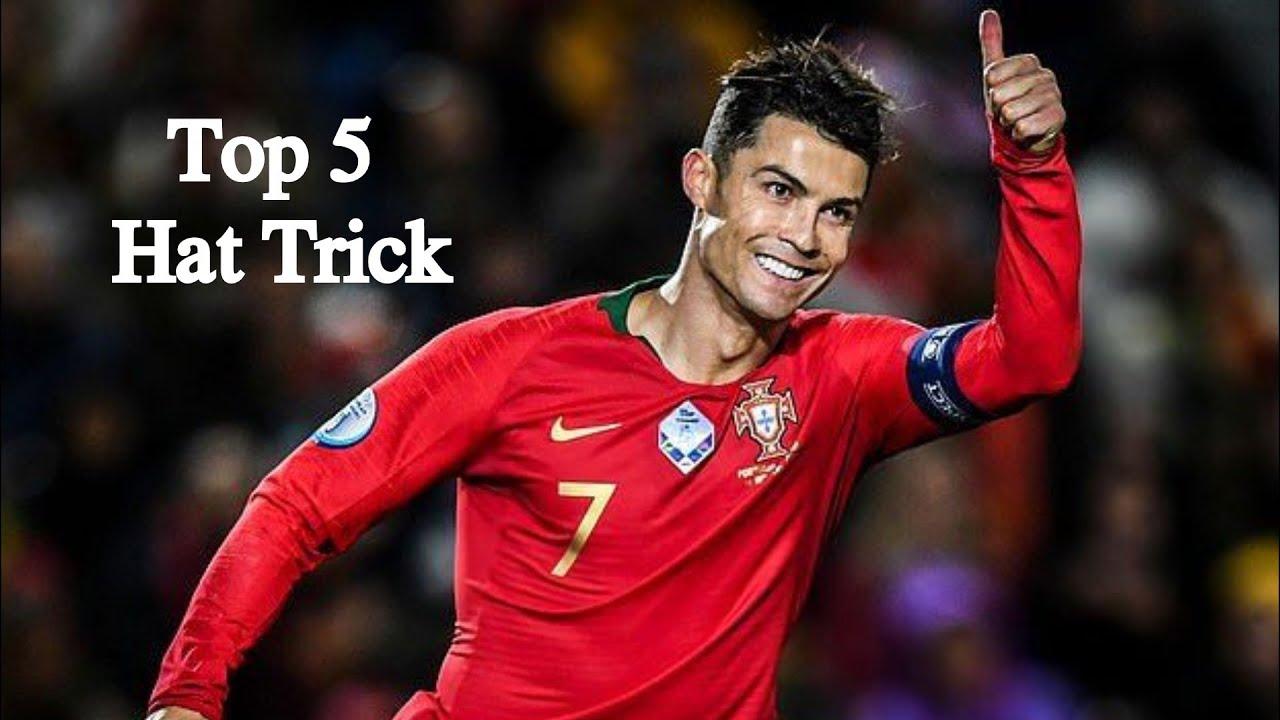 Top 5 Hat Trick Để Đời Của Cristiano Ronaldo