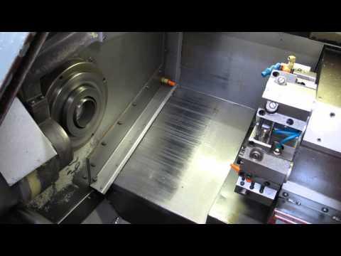 Mazak Quick Turn 20HP CNC Turning Center with Barfeeder