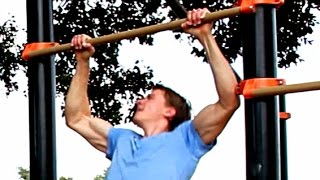 How to do Pullups like a Pro