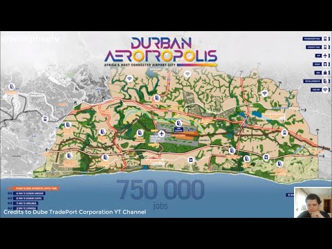 🇿🇦R1Trillion Durban's smart city and other developments✔