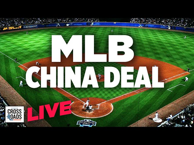 Live Q&A: MLB Georgia Boycott Followed China Deal; Trump Starts Boycotts | Crossroads