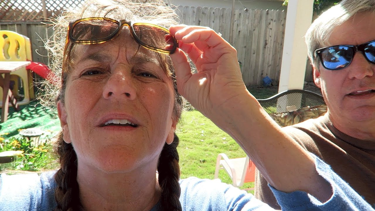 Mom Vlog: Chickens, a STORM, and sewing