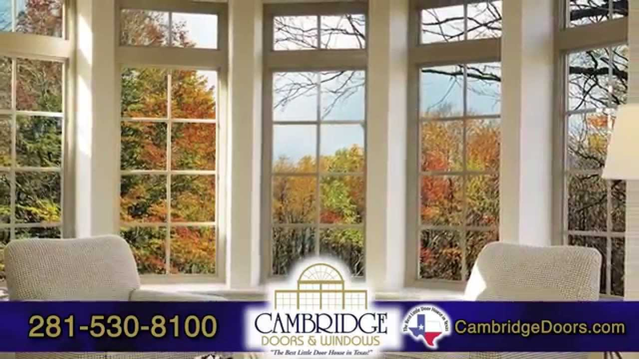 Cambridge Doors \u0026 Windows | Hurricane/Storm Windows \u0026 Door Service \u0026 Installations in Houston TX & Cambridge Doors \u0026 Windows | Hurricane/Storm Windows \u0026 Door Service ...