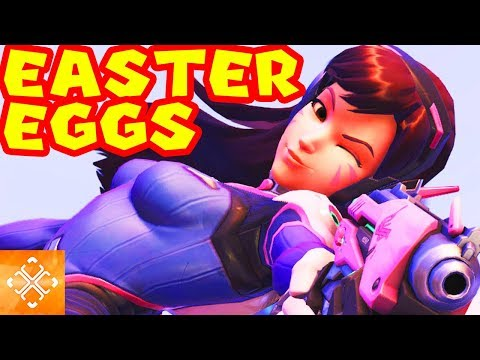 10 Easter Eggs In Overwatch That Will Make You Love The Game Even More