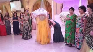 uzbek kelin salom in usa wedding