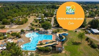 RCN La Ferme du Latois camping en Vendée 2020