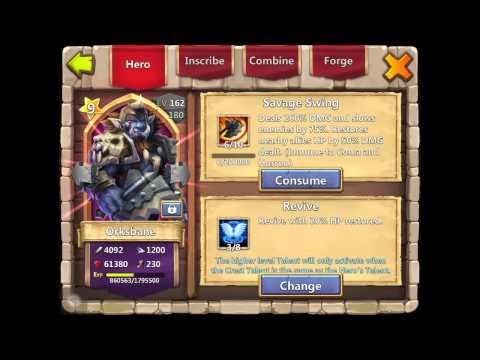 Castle Clash Altar Update